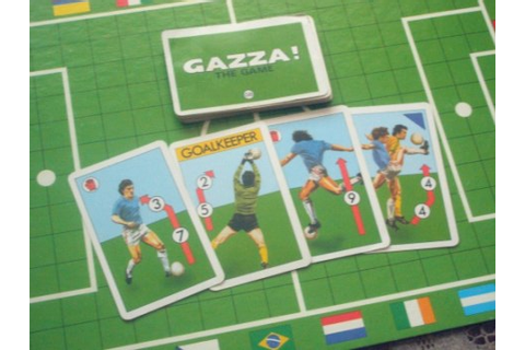 Gazza The Game