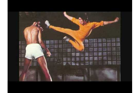 Bruce Lee - Game of Death Theme Guitar Cover - YouTube