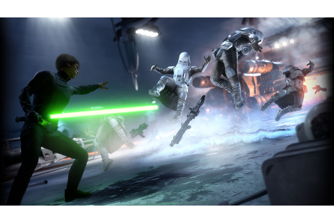 Star Wars Battlefront Gets Awesome Gameplay