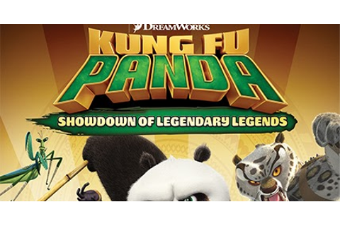 Kung Fu Panda Showdown of Legendary Legends Xbox360 PS3 ...