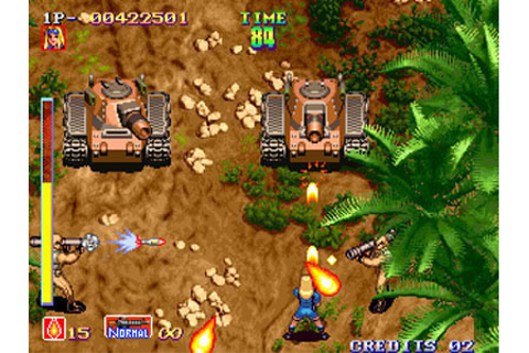 Shock Troopers (Virtual Console) Review for Wii (2012 ...