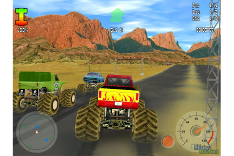 Monster Truck Fury Game - Free Download Full Version For Pc