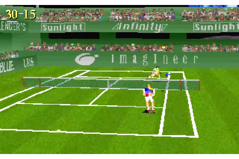 Virtual Open Tennis Download Game | GameFabrique