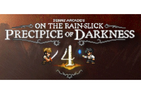 Penny Arcade's On the Rain-Slick Precipice of Darkness 4 ...