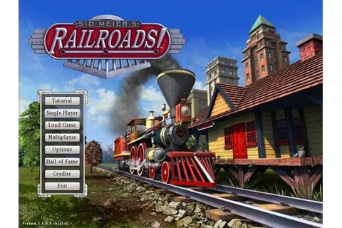 Let's Play Sid Meier's Railroads! - 1 - YouTube