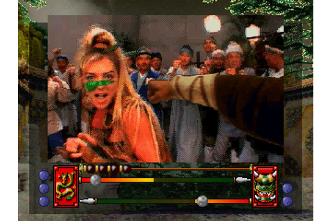 Supreme Warrior Screenshots for 3DO - MobyGames