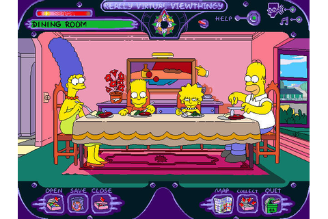 Download The Simpsons: Virtual Springfield (Windows) - My ...