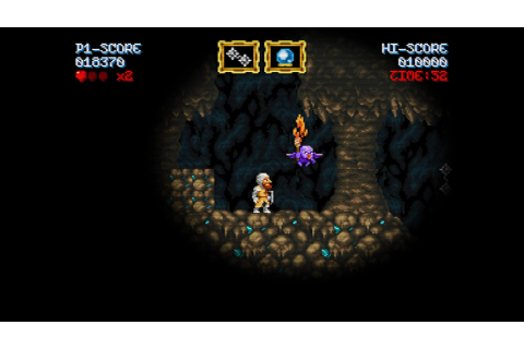 Cursed Castilla (Maldita Castilla EX) on PS4 | Official ...