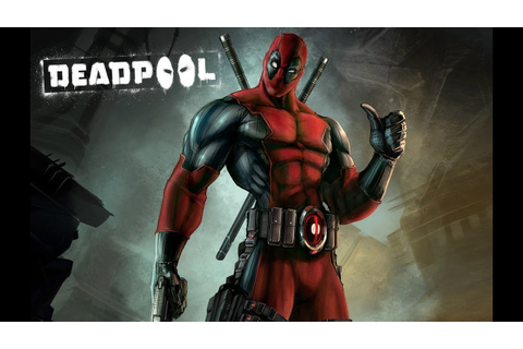 Deadpool - All Cutscenes (Game Movie) - YouTube