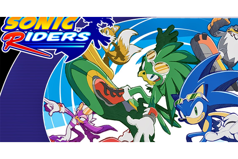 Game PC - Sonic Riders RIP | DhonShin