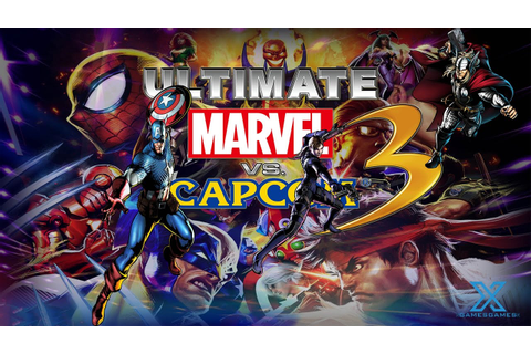 ULTIMATE MARVEL VS. CAPCOM 3 PC GamePlay - YouTube