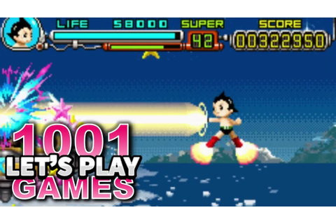 Astro Boy: Omega Factor (Game Boy Advance) - Let's Play ...