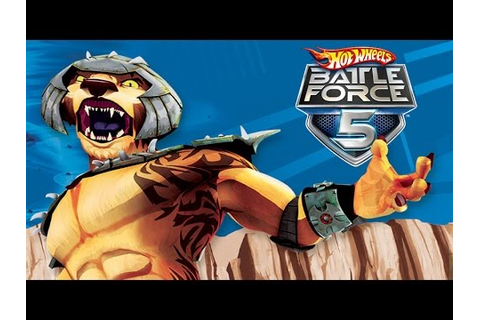 #3 Hot Wheels Battle Force 5 - Video Game - Gameplay ...