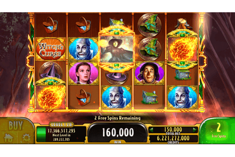 The Wizard of Oz Slot Machine Download - Free Online Game ...