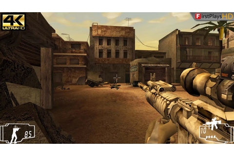 Shadow Ops: Red Mercury (2004) - PC Gameplay 4k 2160p ...