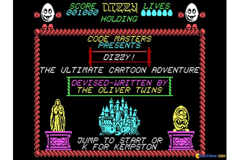Dizzy: The Ultimate Cartoon Adventure download PC