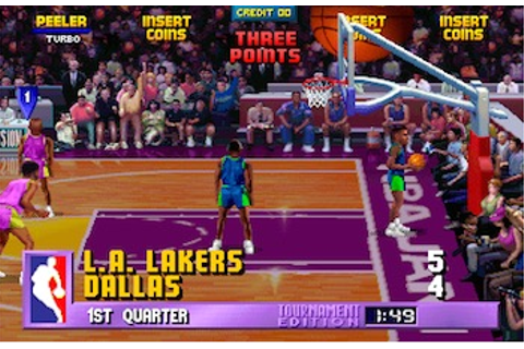NBA Jam (Video Game) - TV Tropes