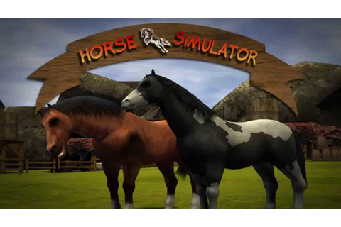 Horse Simulator 3D Game - YouTube
