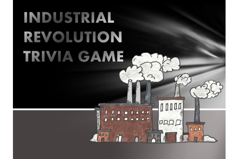 The Industrial Revolution Game/booklet by - UK Teaching ...
