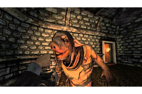 Amnesia The Dark Descent: A Machine for Pigs Monster Test ...