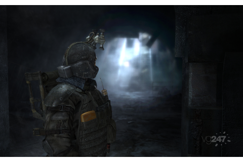 Metro 2033 gets NVIDIA 3D support, new shots released - VG247