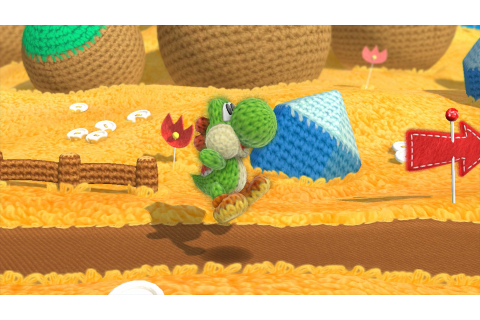 Yoshi's Woolly World Review - GameRevolution