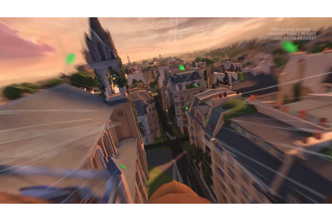New Footage Of Ubisoft's First VR Games Eagle Flight And ...