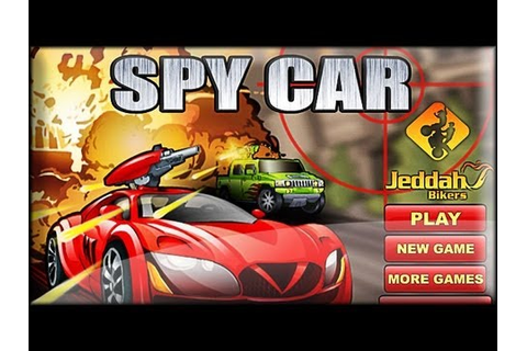 Spy Car Game - YouTube