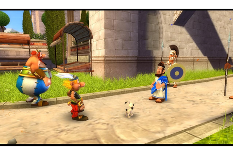 Download Asterix At The Olympic Games Game Full Version ...