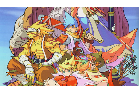 Breath of Fire 3 heading to American PlayStation Store ...