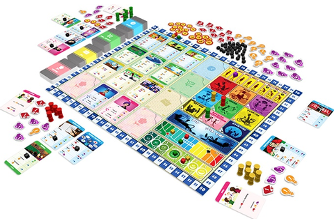 The Pursuit of Happiness by Artipia Games —Kickstarter