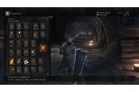 Dark Souls III - Guide des Serments - Game-Guide