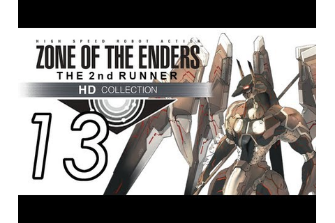 Let's Play Zone of the Enders: The 2nd Runner [13] - YouTube