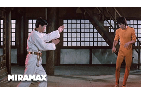 Bruce Lee in Game Of Death | 'Back-breaking Work' (HD ...