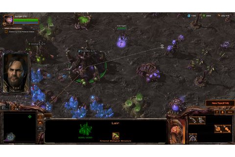 The Armchair Empire Infinite: Review: StarCraft II: Heart ...