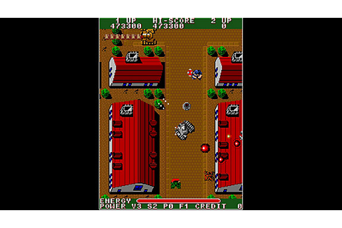 Arcade Archives T.N.K III Game | PS4 - PlayStation