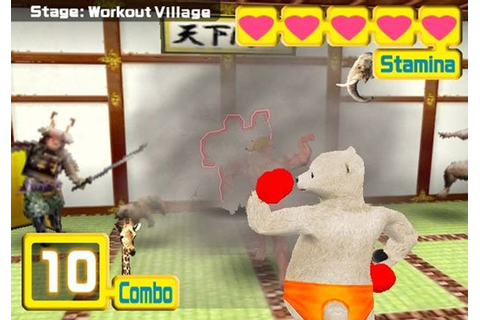 Muscle March Pumps Up Your Nintendo Wii