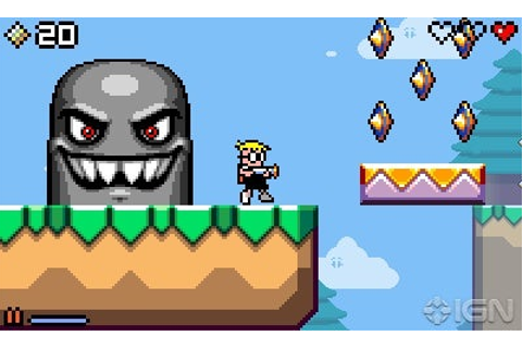 Mutant Mudds Review - IGN
