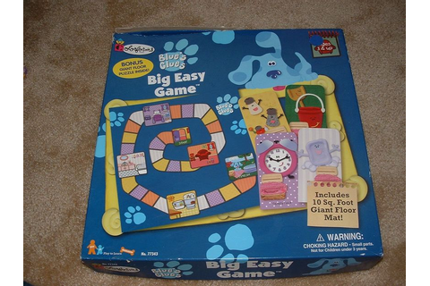 Blue's Clues Board Game Related Keywords - Blue's Clues ...