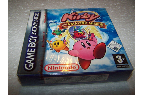 Kirby And The Amazing Mirror (E)(Rising Sun) ROM