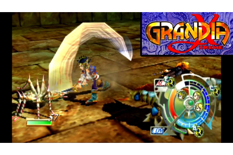Grandia Xtreme ... (PS2) - YouTube