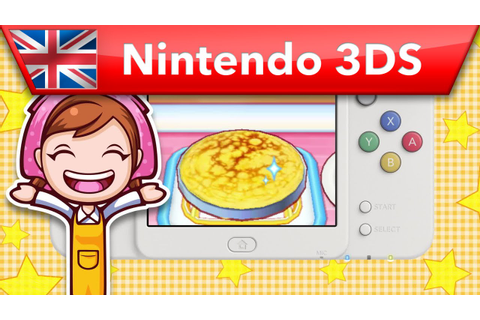 Cooking Mama: Bon Appétit! - Launch Trailer (Nintendo 3DS ...