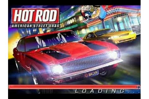 hot rod american street drag (pc game) - YouTube