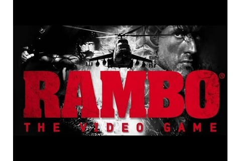 Первый взгляд - Rambo The Video Game - YouTube