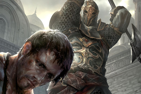 A master class on The Elder Scrolls: Legends and a tease ...