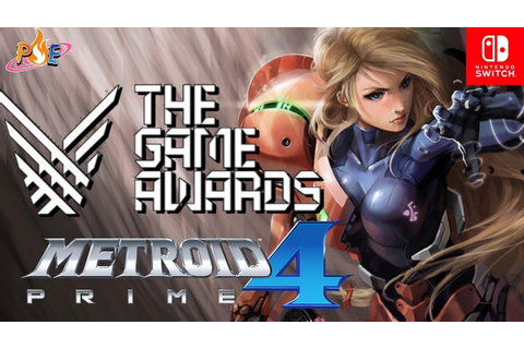 Metroid Prime 4 & Metroid Prime Trilogy HD at The Game ...
