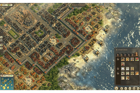 Anno 1404 Soluce Campagne – Myninja