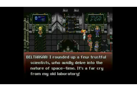 Blog game RPG: Chrono Trigger - Crimson Echoes e Flames of ...