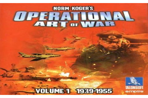 The Operational Art of War Volume 1: 1939-1955 download PC