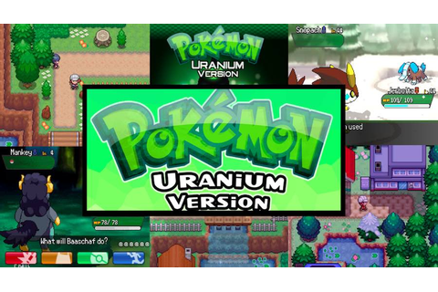 Pokémon Uranium: After 9 Years Of Hard Work, Pokémon Fans ...